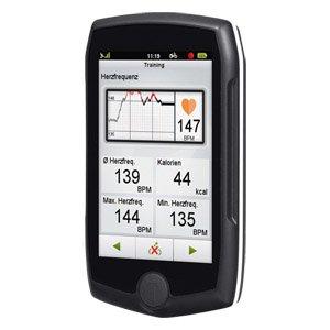 Fahrrad und Outddoor Navigationssystem TEASI Pro