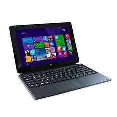 ONE Tablet Xcellent 10 - 10.1'' / 2 GB RAM / 32 GB SSD / Intel Atom Z3735F / 1280 × 800 px / Windows 8.1 + magnetische Dockingstation mit Tastatur und Touchpad für 169 € [one.de]