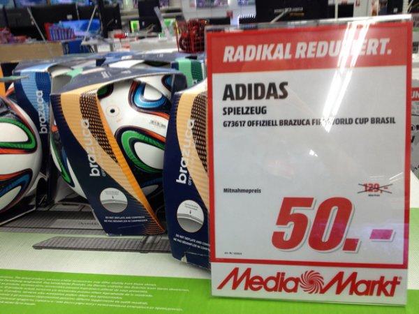 FIFA WM Ball Media Markt Kassel