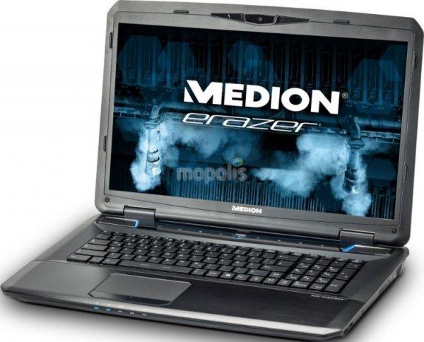 Gaming Notebook Medion Erazer X7835 PCGH für 1.805,05€ (10% Gutschein) - 0% Raten möglich!