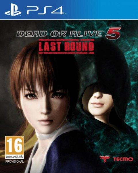Dead or Alive 5: Last Round (PS4) für 27,89€ inkl. Versand @Voelkner