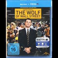 "Blu-Ray ""The Wolf of Wall Street"""
