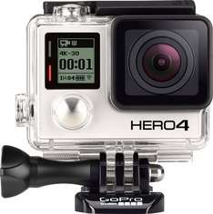 GoPro Actionkamera Hero4 Black Motorsport für 412,33€ @Amazon.es