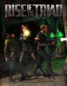 [GOG] Rise of the Triad (2013 Remake)