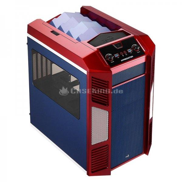Cube PC-Gehäuse von Aerocool - 30 Euro Preissenkung bei Caseking