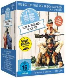 [Blu-ray]  Bud Spencer & Terence Hill - Jubiläums-Collection-Box (+ weitere Angebote) @ Alphamovies