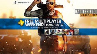 Kostenloses Playstation Plus Multiplayer Wochenende im PSN für die Playstation vom 20.03-22.03