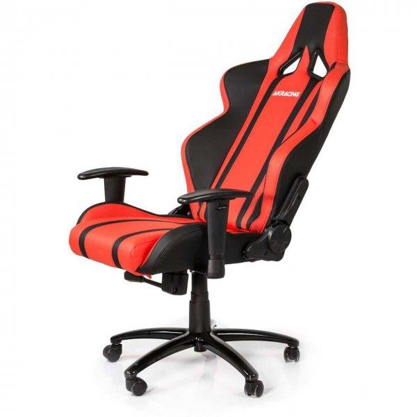 AKRACING Pyro Gaming Chair - rot/schwarz @Caseking.de
