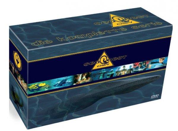[Amazon.de] ***Achtung*** Nochmal die 90er: SeaQuest - Die komplette Serie   (17 DVDs) für 47,97€ incl.Versand!