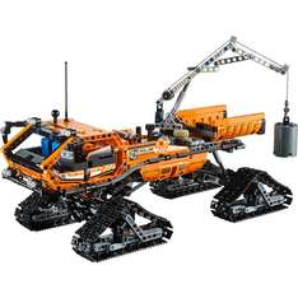 baby-markt : LEGO® Technic - Arktis-Kettenfahrzeug 42038