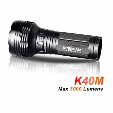 AceBeam K40M Cree MT-G2 Q0 3000lm für 83,31€ bei Banggood