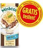 Mirácoli Lasagne GRATIS Testen bis 31.12.2015