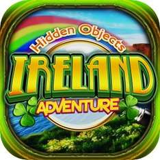 Hidden Objects - Ireland Adventures & Object Time Puzzle Games  Amazon App des Tages