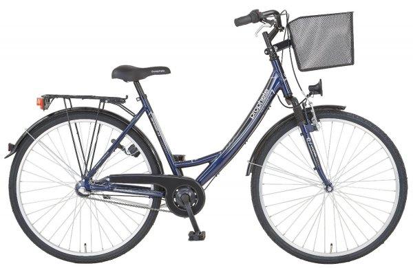 Nur heute! Prophete Damen oder Herren Alu-City Rad GENIESSER 2.5, 242,96 € VSK-frei @plus.de