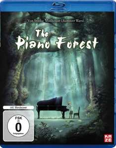 The Piano Forest [Blu-ray] 12,97€ (zzgl. Versand ohne Prime)