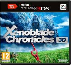 (UK) Xenoblade Chronicles [New 3DS] für 36,95 € @ coolshop