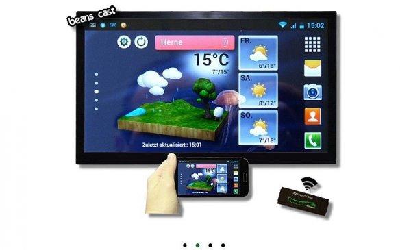 bestbeans beans cast v.1 Wirless TV Stick HDMI FULL HD 29,80Euro @eBay