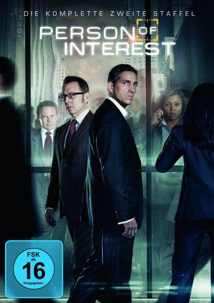 Person of Interest - Die komplette zweite Staffel auf 6 DVD's für 9,97€
