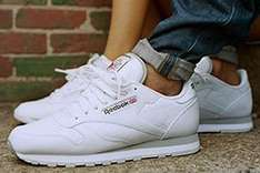 Reebok Classic White Leather