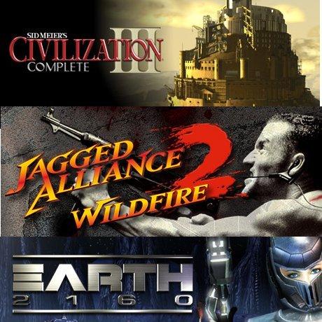 [steam] Klassiker jeweils unter 1€: Civ3, JA2 Wildfire, Earth