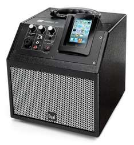 [Amazon] Dual iDB 1 Lautsprechersystem für Apple iPod/iPhone für 89,35 EUR