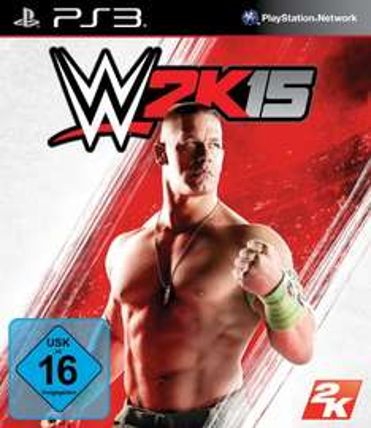 [PSN] WWE 2k15 für 24,99€ (PS3) bzw. 34,99€ (PS4)