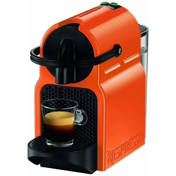 [Notebooksbilliger.de] Nespresso-Kapselmaschine DeLonghi Inissia EN 80.O (orange) für 47,99€ inkl.Versand