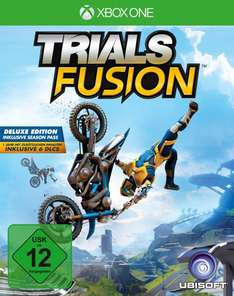 [Saturn.de / Mediamarkt.de] Trials Fusion Deluxe Edition (Inkl. Season Pass) Xbox One - 14,99 EUR