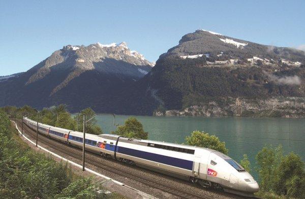 TGV Sommer-Frühbuchungen  z. B. Bahnfahrten nach Frankreich ab u. a. Frankfurt und München 39€ oneway (78€ Hin- und Rückfahrt)