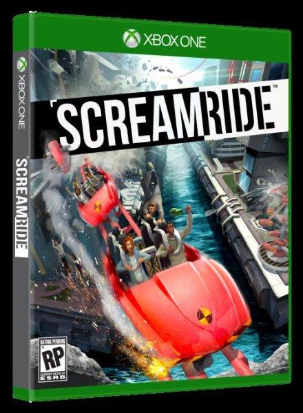 Screamride für Xbox One - 26,34 Euro
