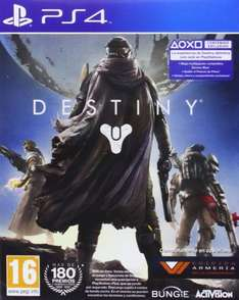 Destiny Vanguard Edition (PS4) für 33,30€ @Amazon.es