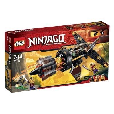 Müller Lego Ninjago Angebote: Titandrachen / Anacondrai-Copter / Lloyds Dschungelräuber / Coles Felsenbrecher ab 23.03.