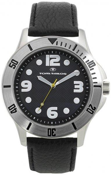 [Blitzangebot] TOM TAILOR Herren-Armbanduhr XL Analog Leder 5407201 für 31,99€ @Amazon