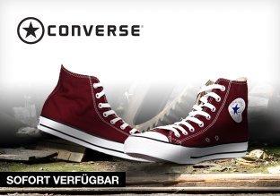 Converse Chuck Taylor High-Tops ab 31,85€ Amazon BuyVIP mit 5€ Gutschein (AmazonStudents, FamilyMitglieder)