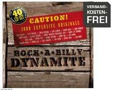 Rock A Billy Dynamite 40 CD Box für 34,99 € @ Saturn DE