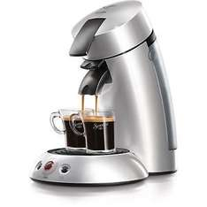 PHILIPS Kaffeemaschine Senseo HD7812/50 Espresso 1450W silber