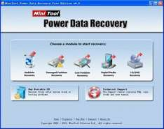 MiniTool Power Data Recovery Datenrettung Vollversion