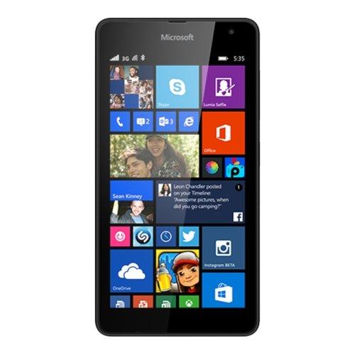 Microsoft Lumia 535 Dual Sim für 97,19€ @Orange.com
