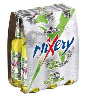 [KAUFLAND HANAU] Karlsberg Mixery Iced Lemon Sixpacks 6x0,33l für 2,64€ mit MHD 04/15