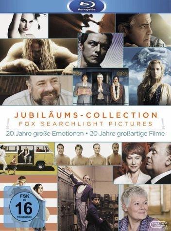 Fox Searchlight Pictures - 20 Jahre Jubiläums-Collection [Blu-ray] inkl. Vsk für 73,99 € > [Buecher.de]