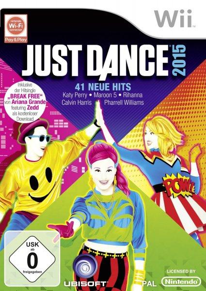 Just dance 2015 für Wii nur am 20.03. bei Müller für 24,99€