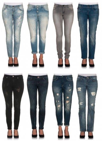 [ebay WOW] ONLY Damen Jeans Hosen Coral Lizzy Princess Skinny Carrie Boyfriend 9 Styles für 21,99 EUR