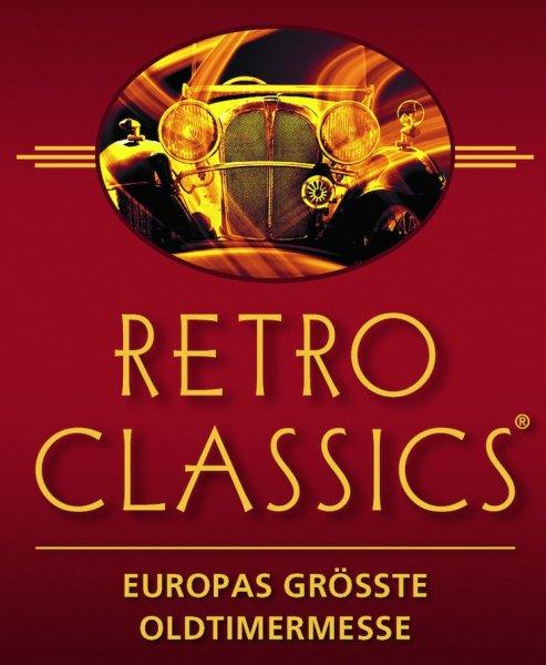 Tageskarte für die Oldtimermesse RETRO CLASSICS vom 26. bis 29. März 2015 in der Messe Stuttgart ab 9 € @groupon
