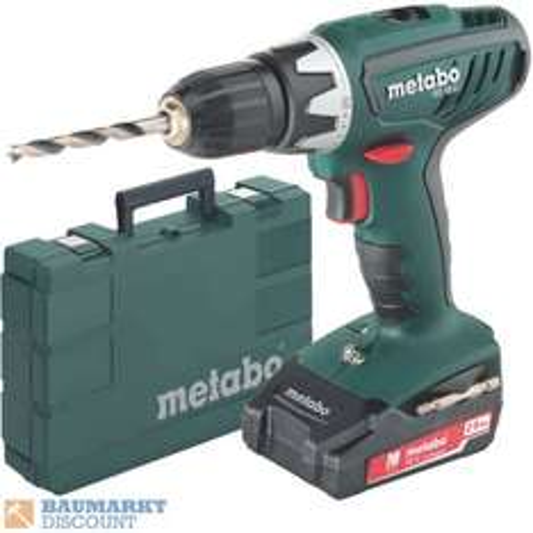 Metabo BS 18 LI mit Bauhaus Tiefpreisgarantie für 104,72€