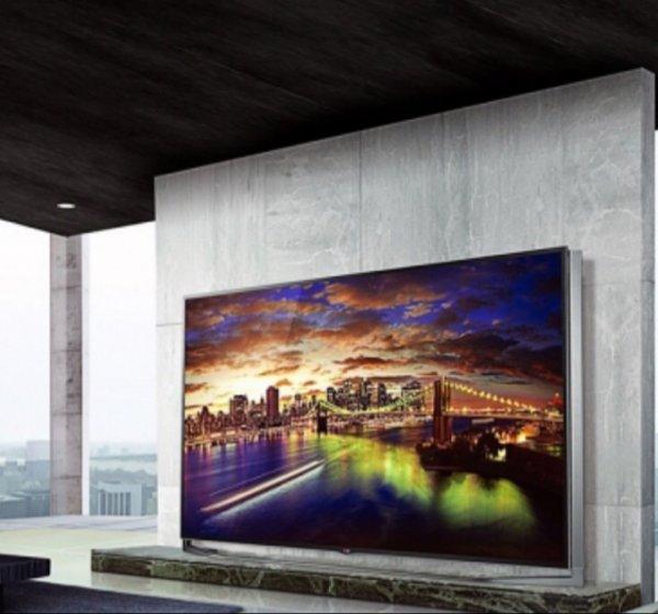 LG 84UB980V 213 cm (84 Zoll) Cinema 3D LED 4K