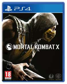 [gameseek.co.uk] Mortal Kombat X (PS4/Xbox One) inkl. Preorder DLC für je 48€