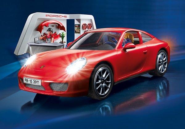 [Galeria Kaufhof lokal] Playmobil Porsche 911 Carrera S (3911) für 24,95 € + 10-fach Payback