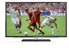 Amazon WHD Grundig 55 VLE 923 BL 140cm (55 Zoll) 3D LED-Backlight-Fernseher (WLAN, Subwoofer, Full HD, 400 Hz PPR