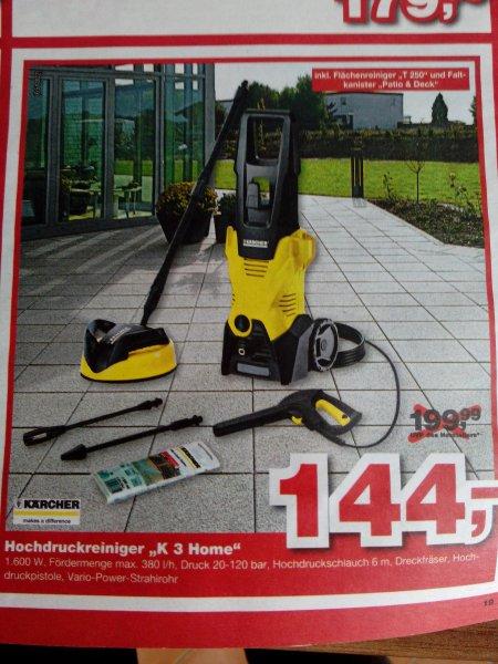 HDR Kärcher K3 Home bei Hellweg 144€ / Alternativ K2 Premium Home für 99.99€