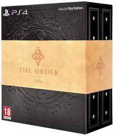 The Order 1886 (Playstation 4) Collector's Edition 59,95€ @coolshop